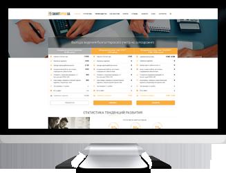 Сайт компании Смарт Офис UA