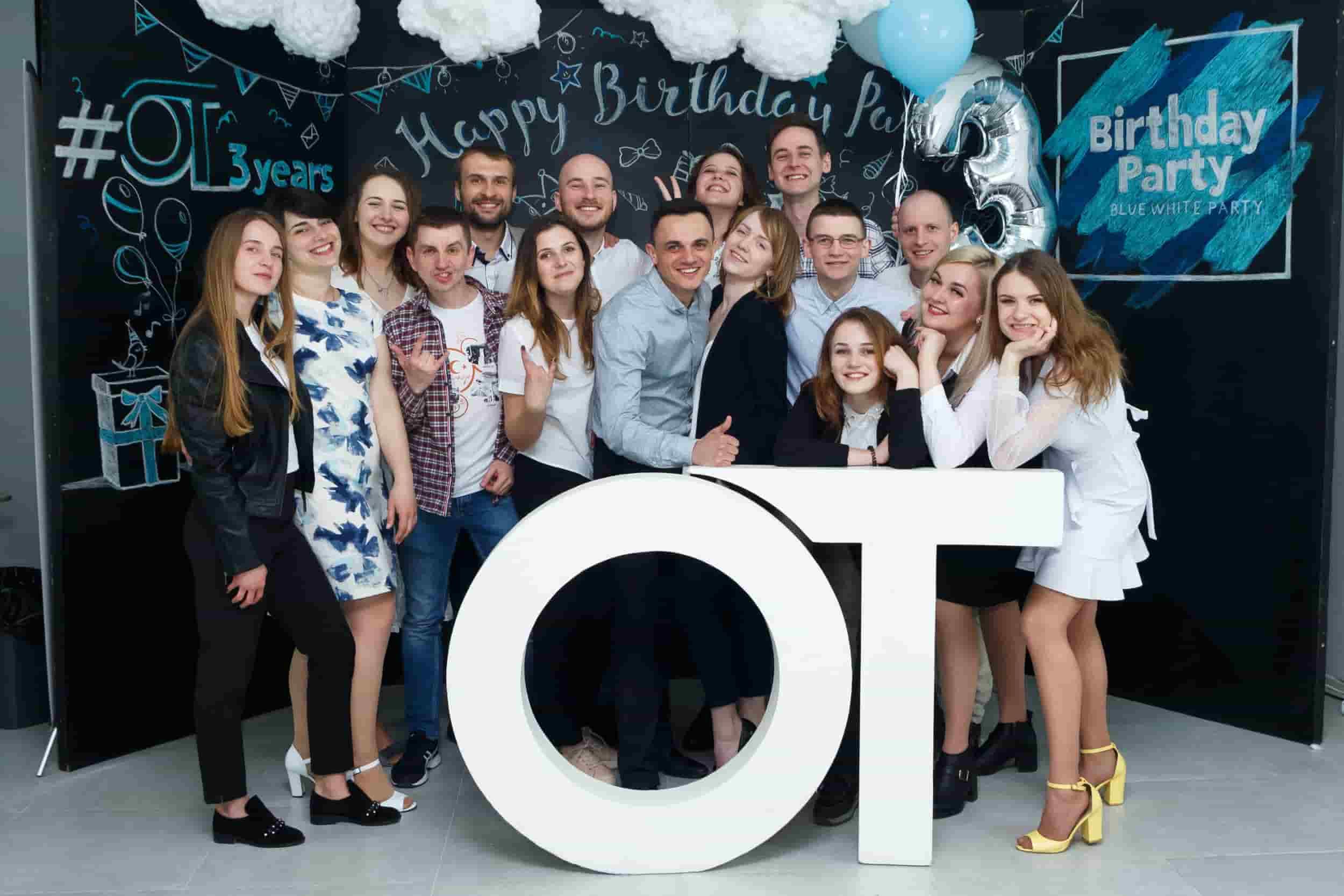 Команда Outsourcing Team