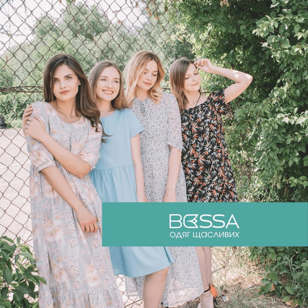 Разработка интернет-магазина на СМS OpenCart для бренда одежды Bessa