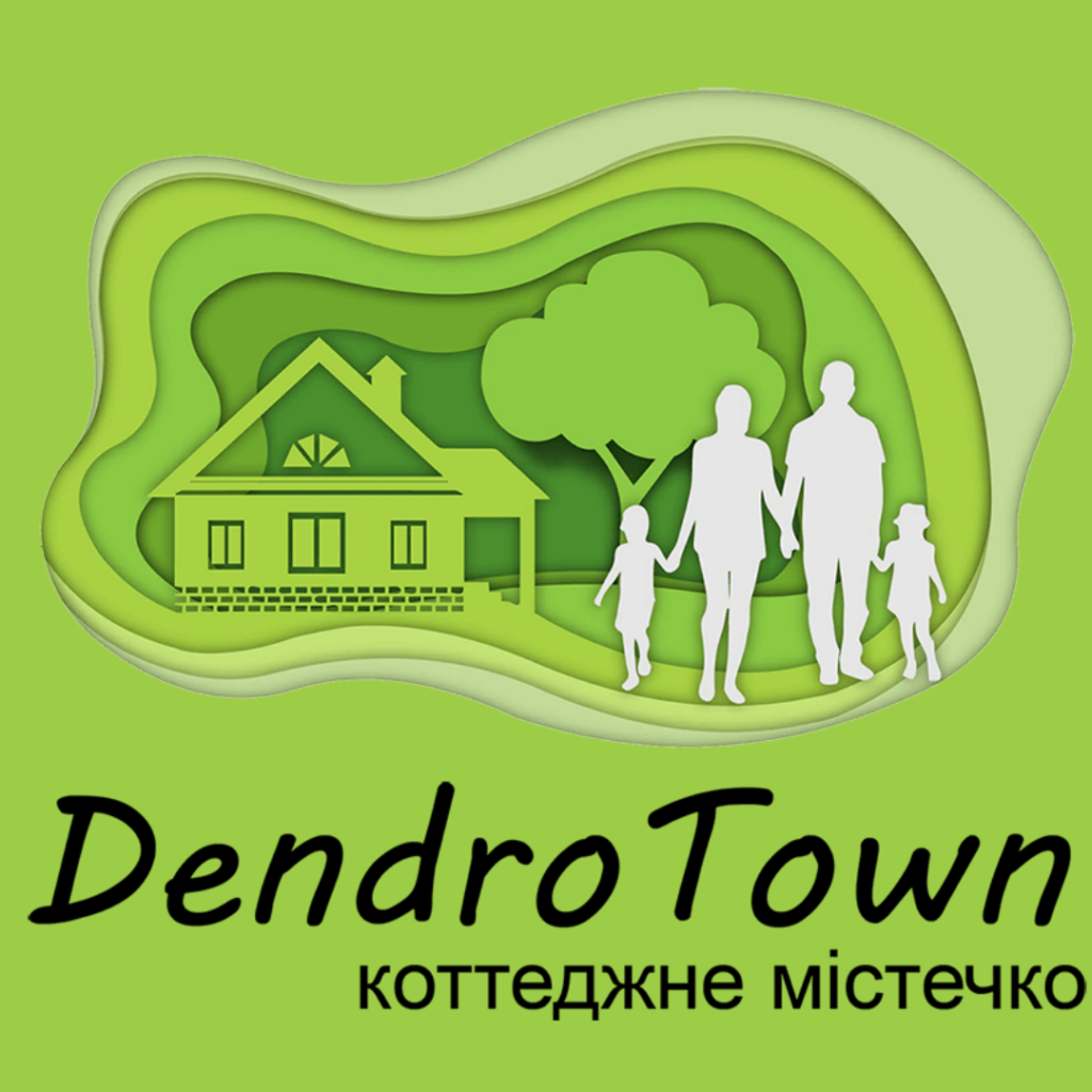 Разработка продающего лендинга для коттеджного городка DendroTown