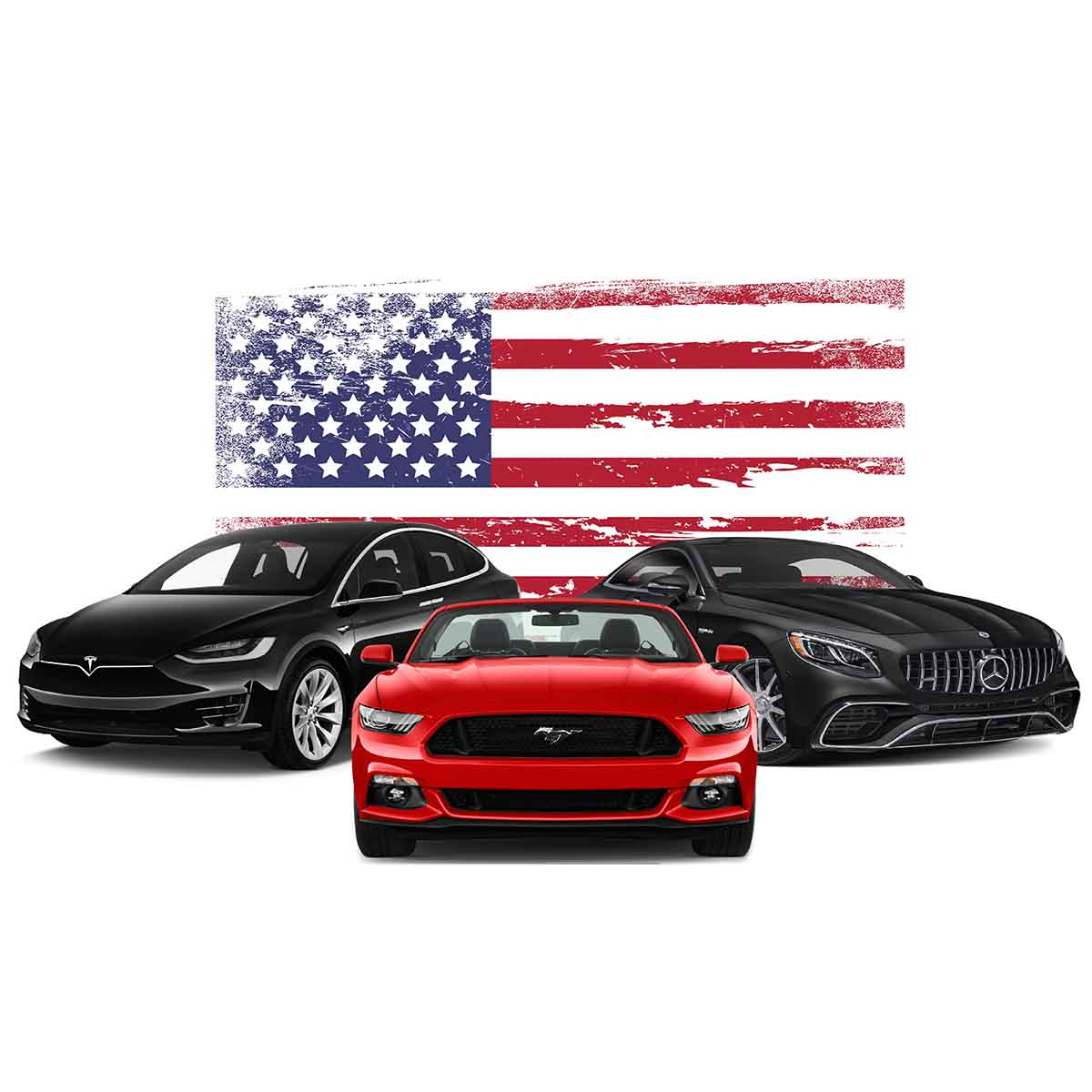 Cars from the USA