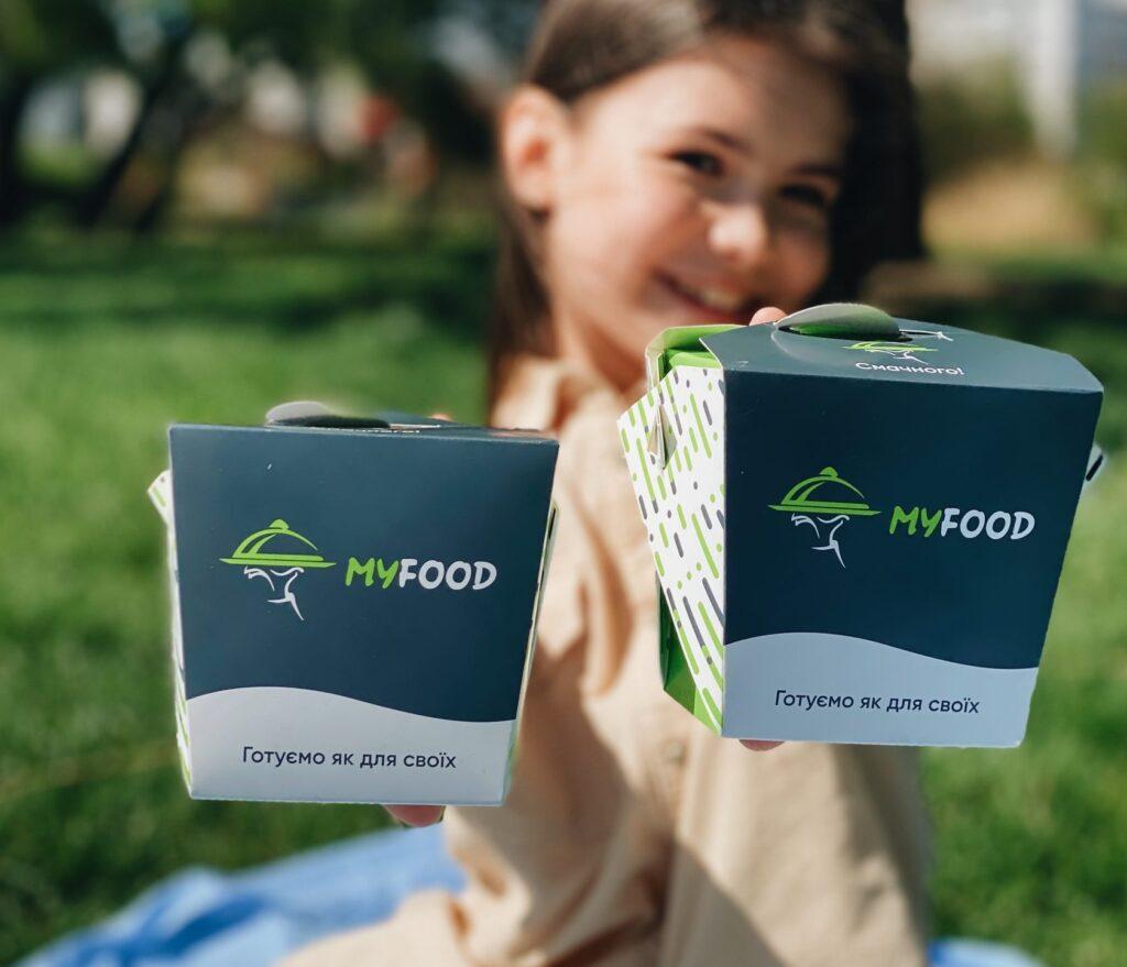 Разработка комплексной стратегии старта бизнеса в интернете для MyFood