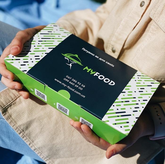 Ведение контекстной рекламы для доставки еды My Food